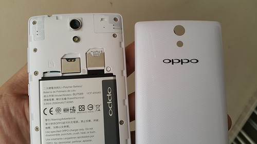 OPPO Mirror 3 ด้านใน