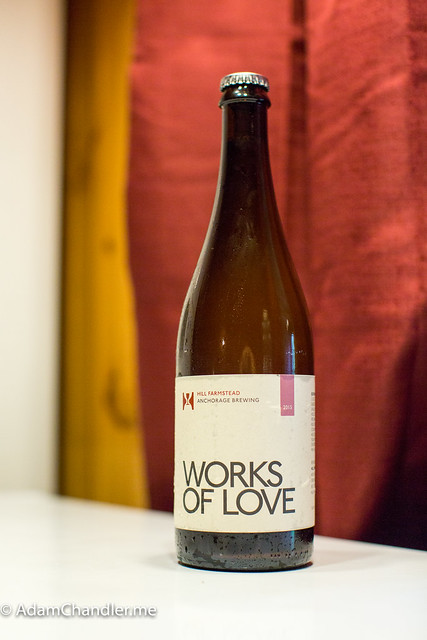 Hill Farmstead Works of Love (Anchorage - 2015) 750ml Mandarina Bavaria