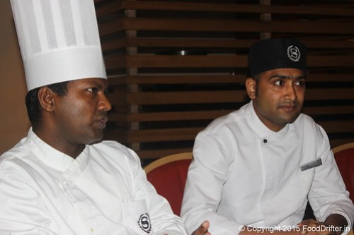 In Conversation With The Chefs