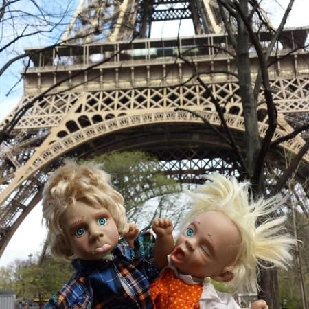 Parijs marathon
