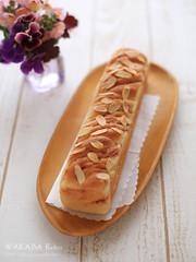 いちごツイストスリム食パン 20150413-IMG_0358