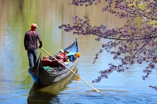 Gondola Boat Ride