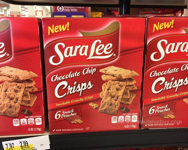 Sara Lee Chocolate Chip Crisps