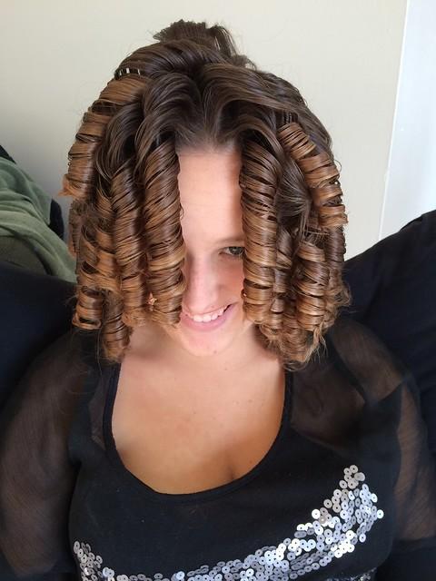 Hair Curler Fetish Flickr Photo Sharing
