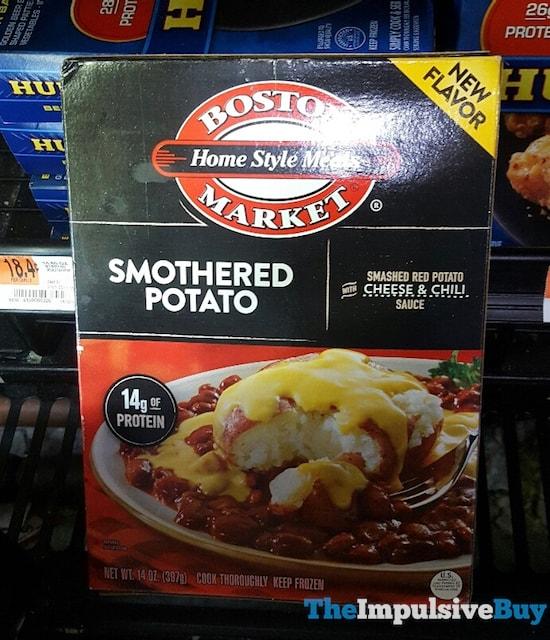 Boston Market Smothered Potato