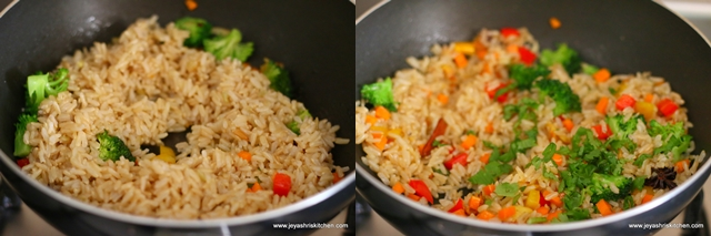 brown-rice pulao