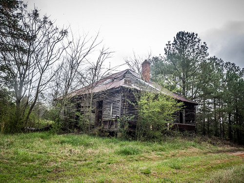 Wideman Abandoned House