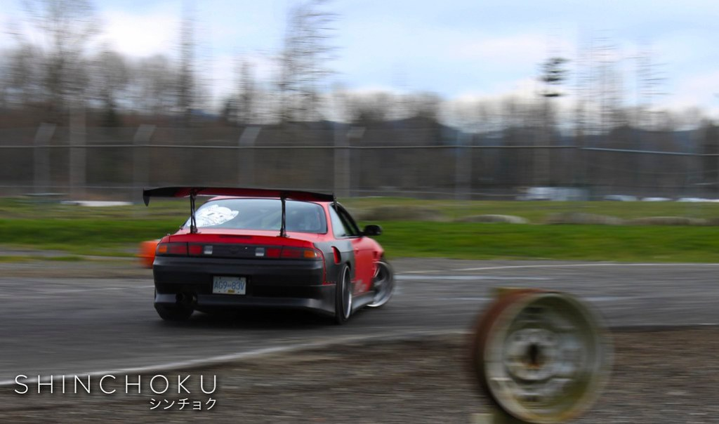 Evergreen Drift - Open Drift (3/1/15)
