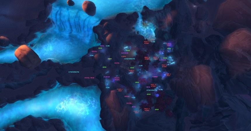 Map Sixam