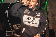 G-Unit's Kidd Kidd in Montreal