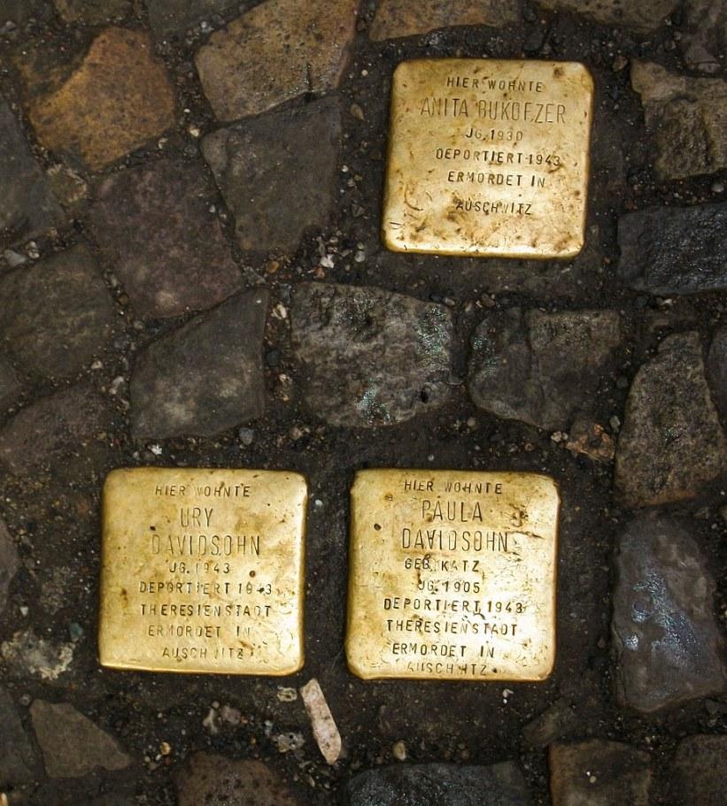 tyske mindesmærker
