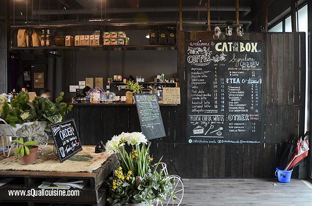[吉隆坡] Cat In The Box | 孤傲的王子 sQuall's cuisine