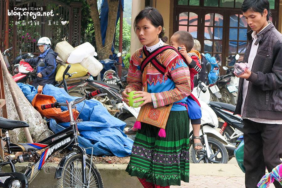 2015.04.19| 越南情願一直玩| 踏入北越少數民族村Sapa沙壩的九景有法子 之 市集篇 32.jpg