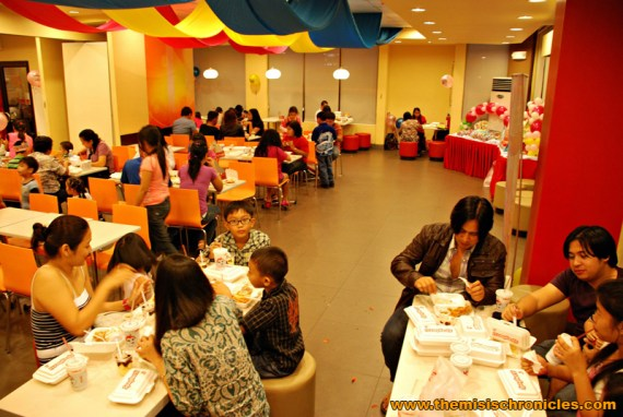 jollibee kids party shell macapagal northbound branch