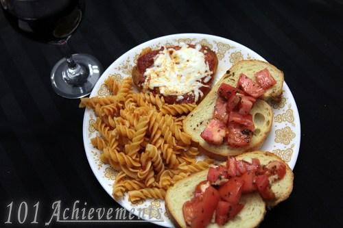 Locally-Sourced Italian Dinner