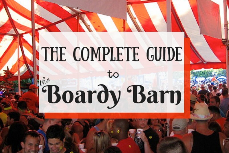 Boardy Barn