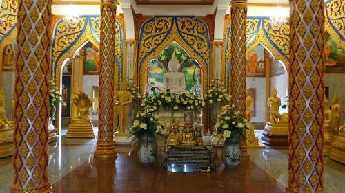 มานมัสการพระบรมสารีริกธาติที่พระมหาธาตุเจดีย์พระจอมไทยบารมีประกาศ ที่วัดไชยธารารามได้ด้วย