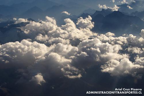 Cordillera de los Andes - LAN461