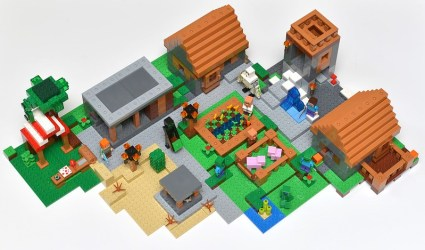 Review: 21128 The Village Brickset: LEGO set guide and database