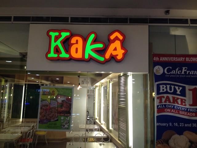 KAKA en Filipinas