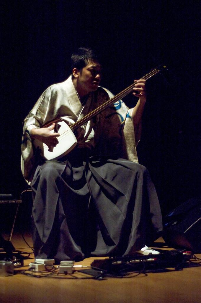 Concierto de Kenichi Yoshida