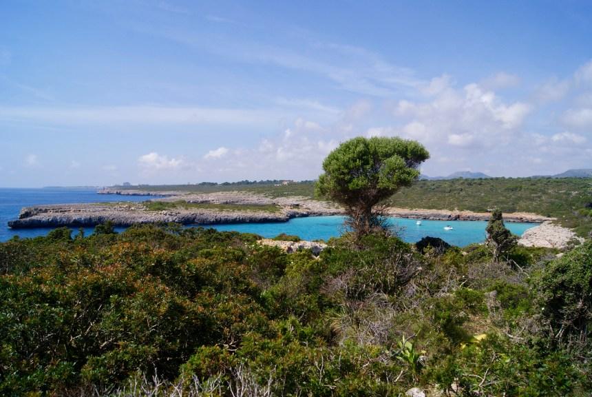 Excursión de Cala Romántica a Cala Varques
