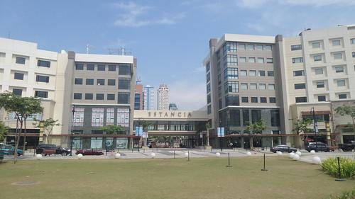View of Estancia mall