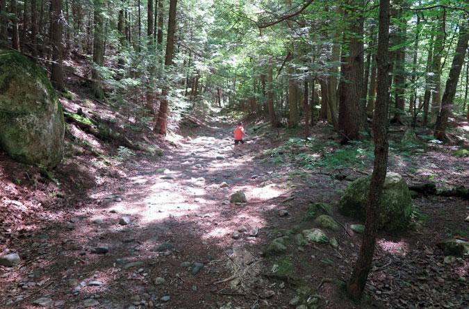 Coppermine Trail Climb
