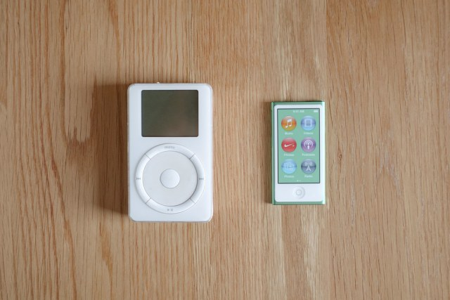 iPod nano 7th generation 2015/04/23 XE104086