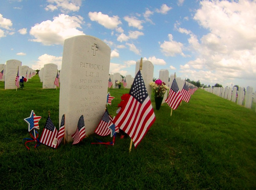 Memorial Day 2015 at Sarasota National Cemetery, Sarasota, Fla., May 25, 2015