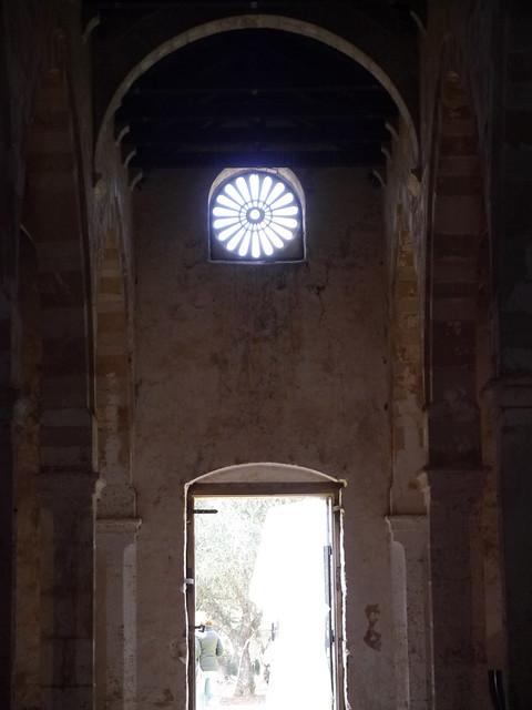 Chiesa di santa maria dell 39 alto campi salentina le for Colonne esterne di stile dell artigiano