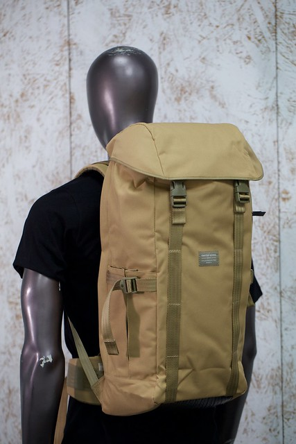 CRAFTED GOODS KAMINO backpack