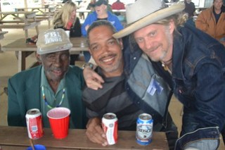 008 Leo Bud Welch, Duwayne Burnside & Jimbo Mathus
