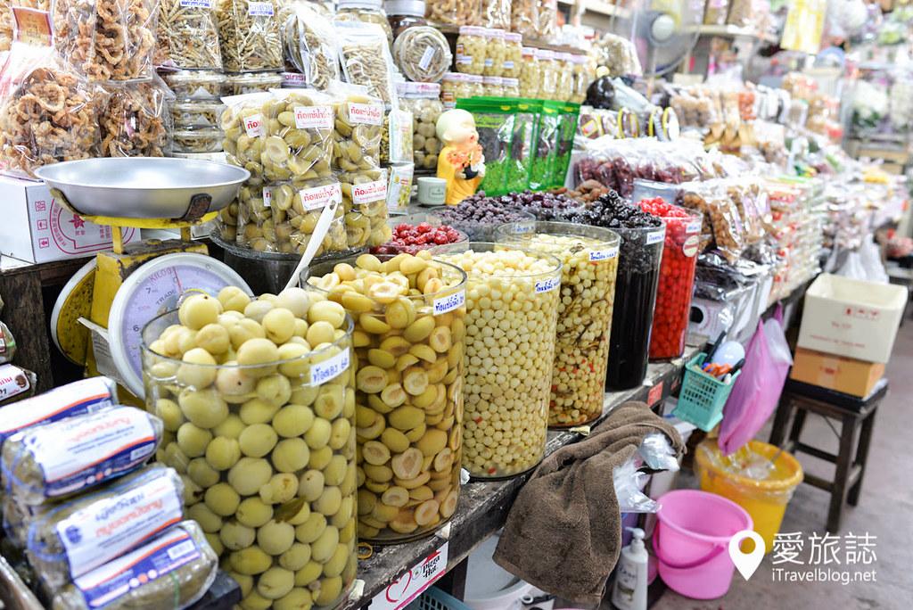 清迈市集 瓦洛洛市场 Waroros Market 28