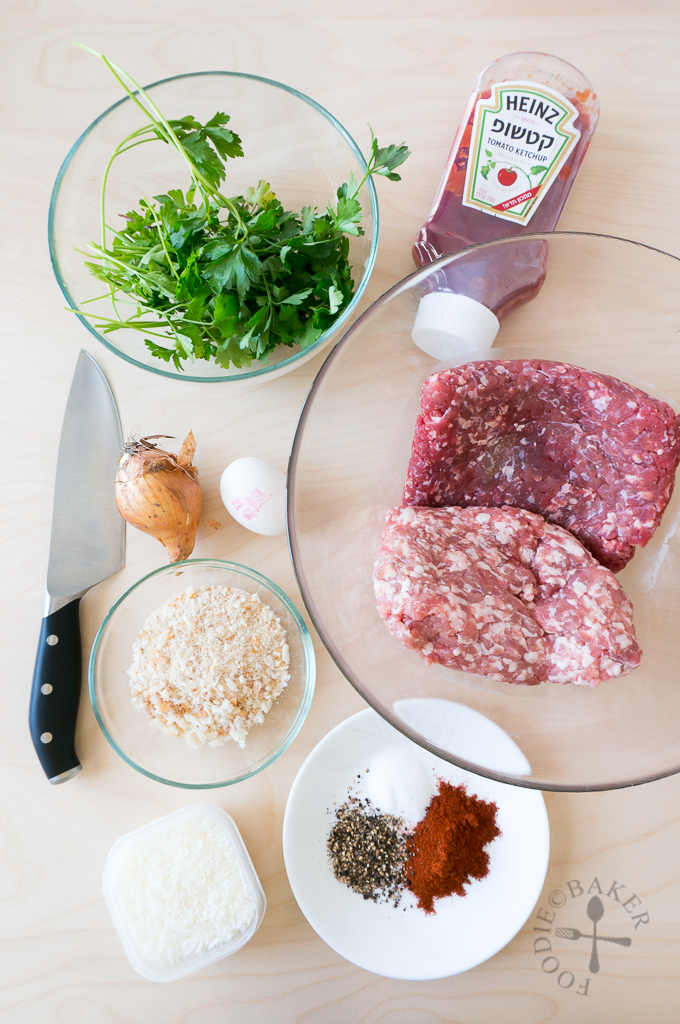 Ultimate Beef-Pork Meatballs