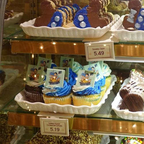 カップケーキ。すぐになくなってました。