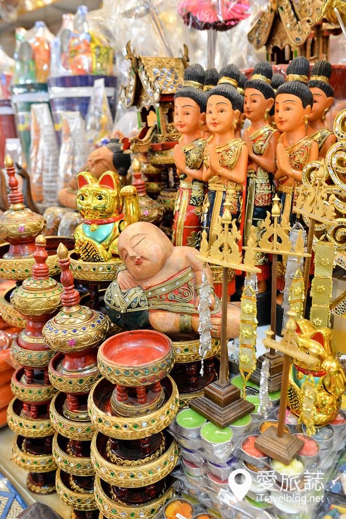 清迈市集 龙眼市场 Ton Lam Yai Market 05