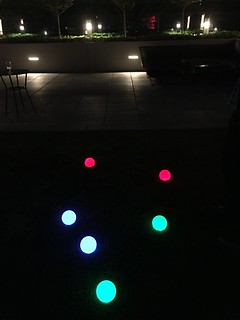 Night Bocce