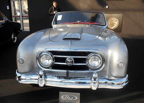 DSCN7476 Nash Healey roadster Pininfarina 1952