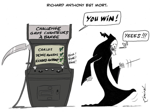 RIP Richard Anthony