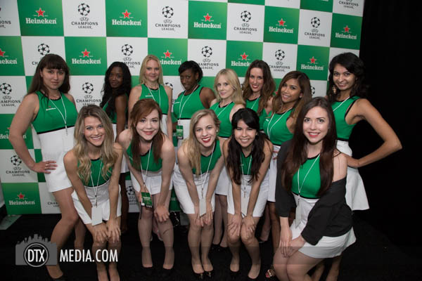 Heineken Trophy Event