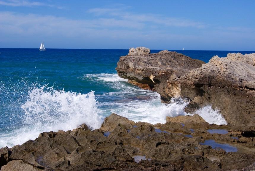 Del Faro de Ses Salines a Cala en Tugores