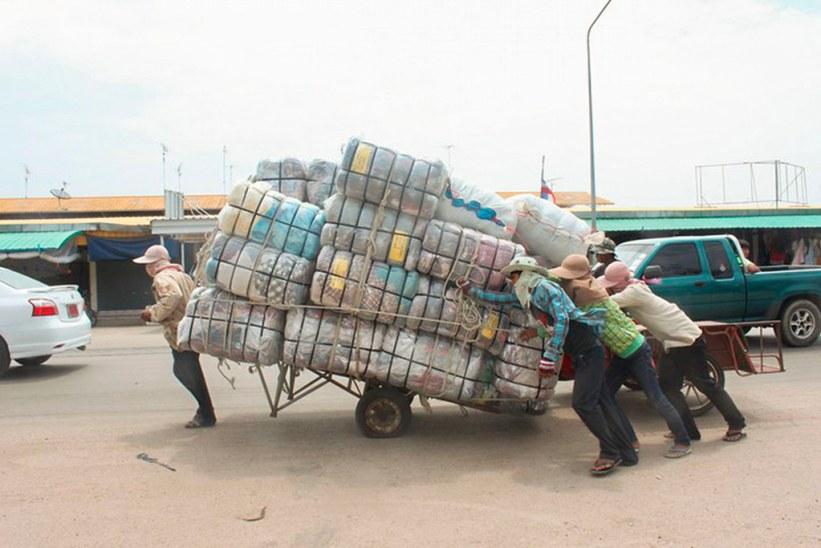 rejs rundt i Cambodja