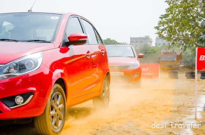 Tata Bolt  Road Trip Test Drive Review