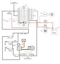tci wiring diagram yamaha 750 maxim wiring diagram used tci wiring diagram yamaha 750 maxim [ 1045 x 1088 Pixel ]