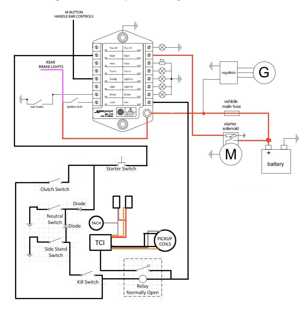 medium resolution of tci wiring diagram yamaha 750 maxim wiring diagram used tci wiring diagram yamaha 750 maxim