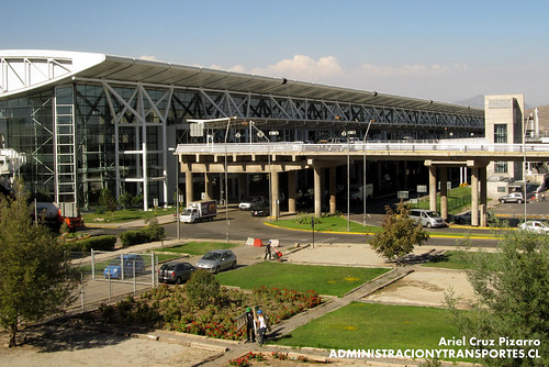 SCL - Aeropuerto de Santiago