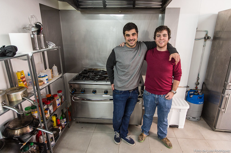 Wetaca comida casera a domicilio con el aval de un masterchef profundidad de campo - Cocina casera a domicilio ...