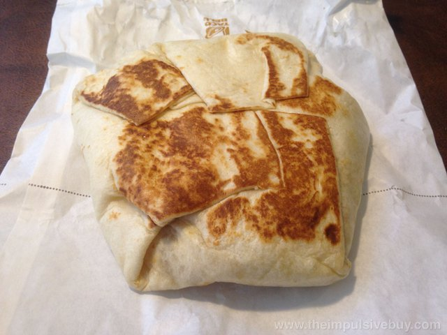 Taco Bell Crispy Chicken Chipotle Chickstar