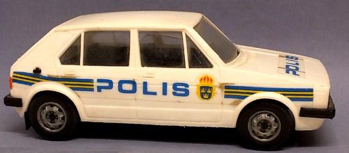 Nyrhinen VW Golf Polis